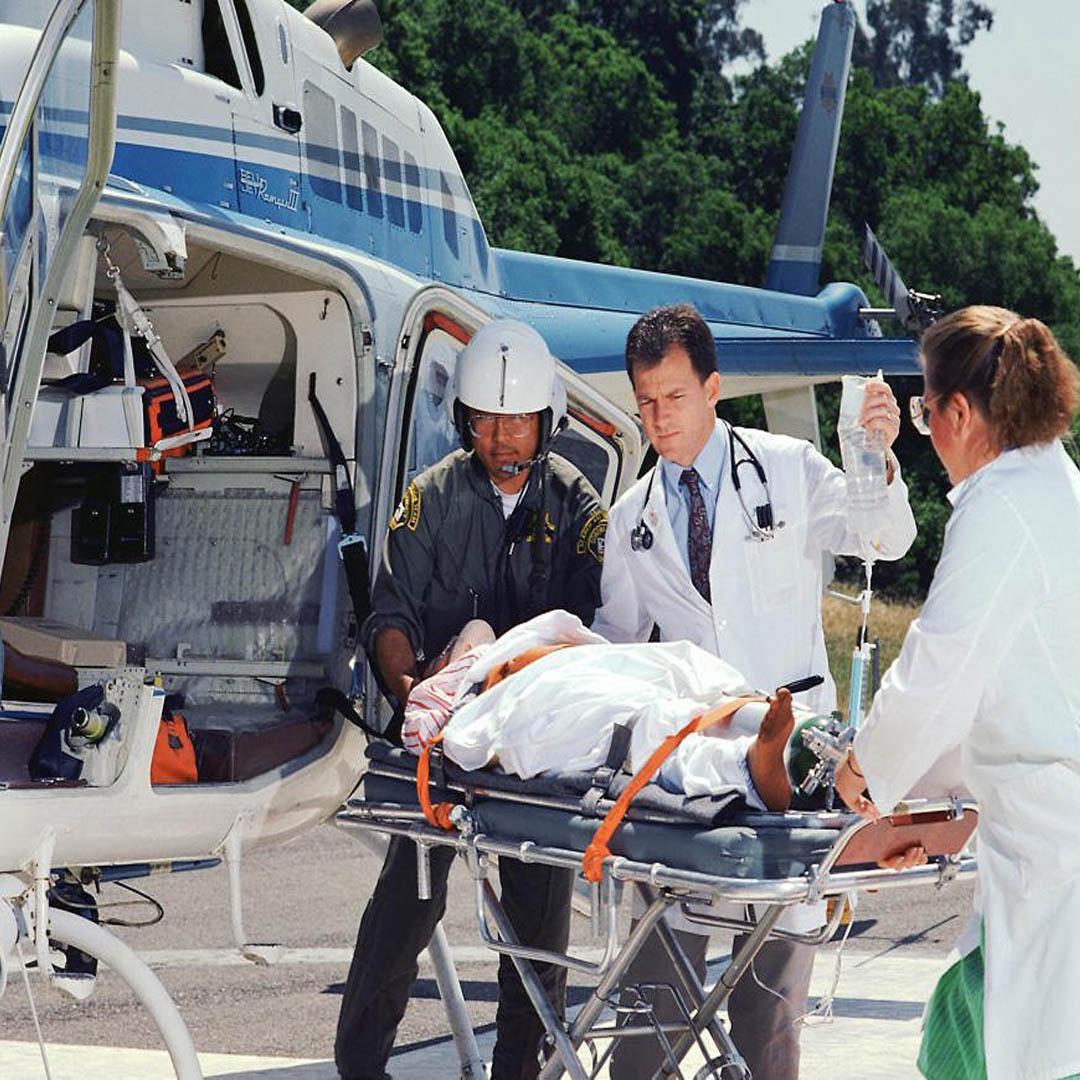 Baiely EZ Transport Medical Transport